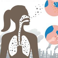 Infektbedingtes Asthma